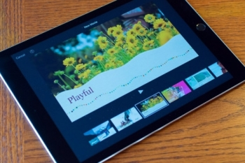 iPad Air 2'ye 4K Video Dopingi!